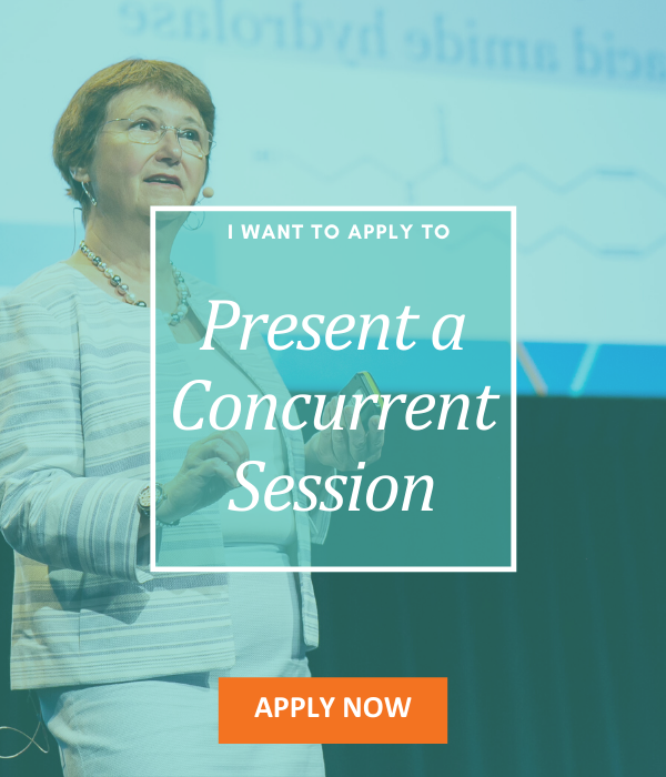 Apply to Present a Concurrent Session