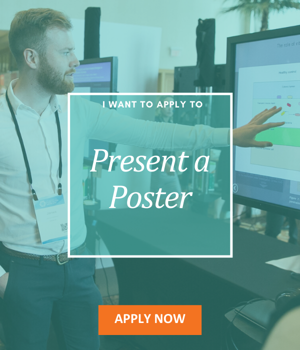 Apply to Present a Poster